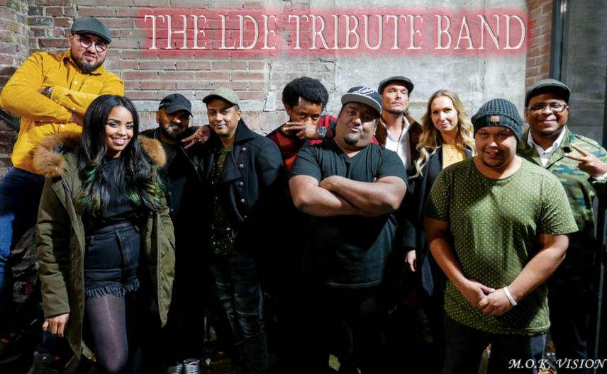The LDE Tribute Band – A Tribute to Lucky Dube | Podium de Flux