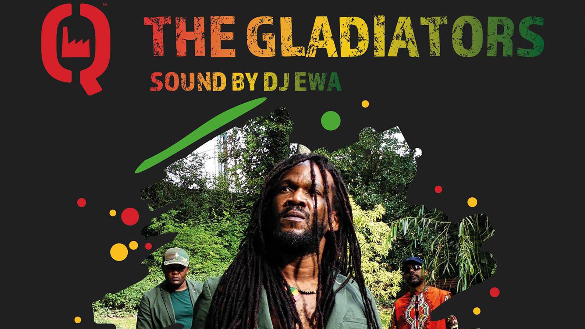 The Gladiators / Q-Factory Amsterdam
